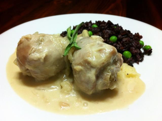 Tarragon Chicken Fricassee Recipes — Dishmaps