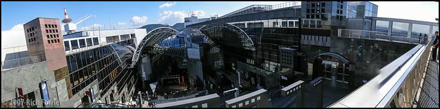kyoto station pano