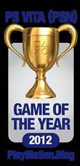 PS.Blog Game of the Year 2012 - PS Vita (PSN) Gold