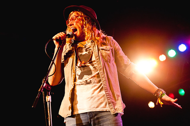 Allen Stone @ Roseland Theater 12.16.12