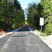 Fri, 10/12/2012 - 04:25 - Trail just north of Scott-King shortly after paving in early October 2012.