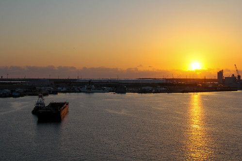 87/365: Port Canaveral Sunrise