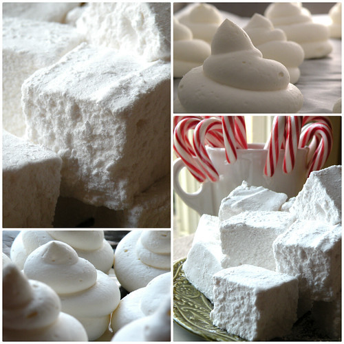 Mrs. Fields Secrets Whipped Cream Swirls and Homemade Marshmallows