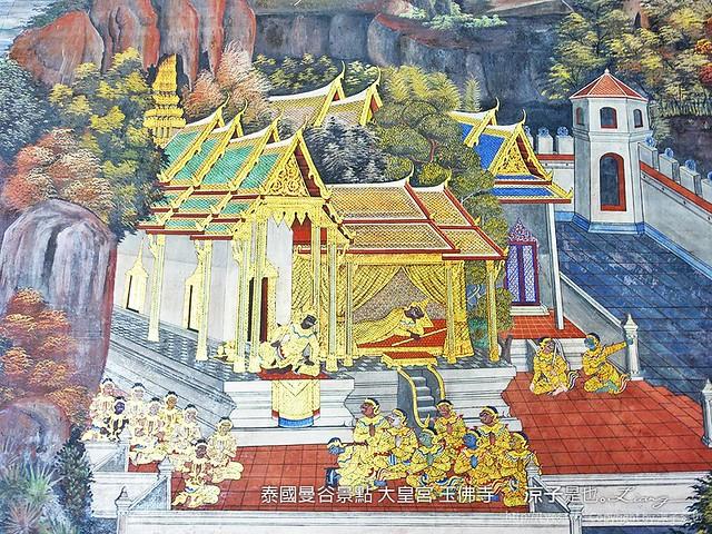 泰國曼谷景點 大皇宮 玉佛寺  61