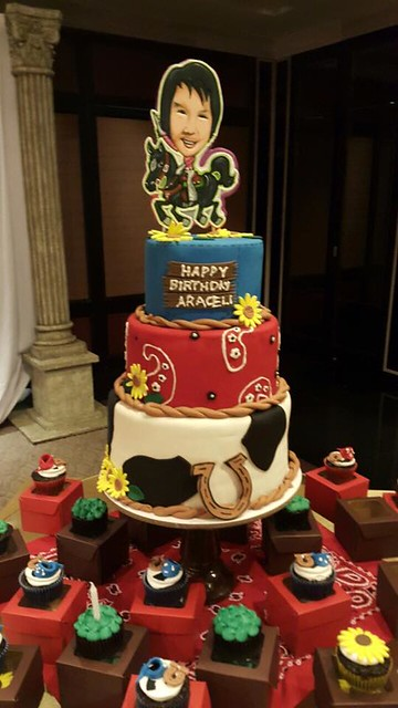 Amazing Birthday Cake by Kim Tamayo