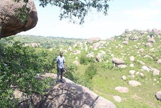Image of  Kit Mikayi. africa kenya kisumu rock climbing kitmikayi kit mikayi seme