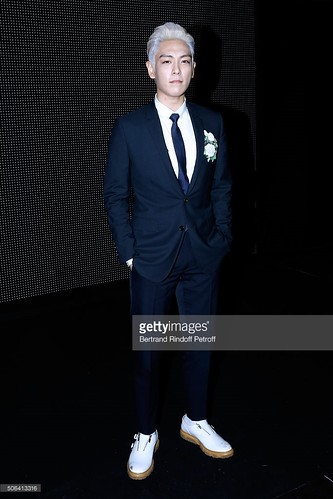 TOP - Dior Homme Fashion Show - 23jan2016 - gettyimages - 10