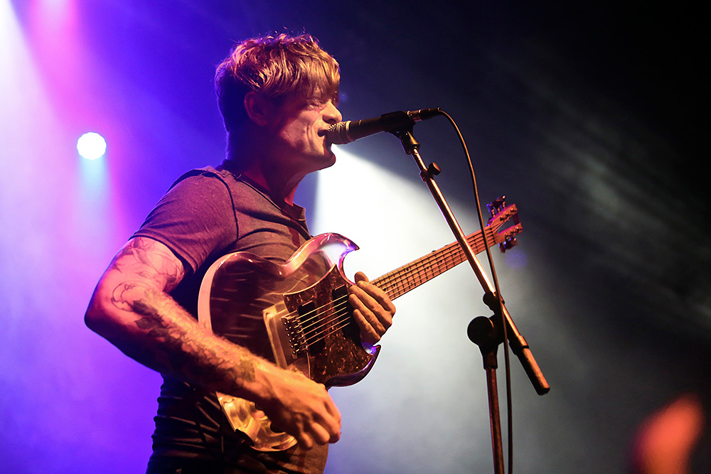 Thee Oh Sees @ Coronet 02/09/16