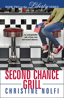Interview with Christine Nolfi, author of Second chances grill