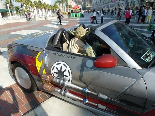 Yoda Is My Co-Pilot
