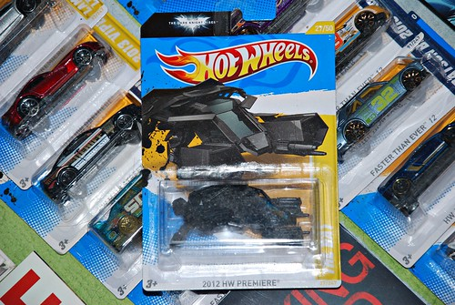 Hot Wheels: The Bat
