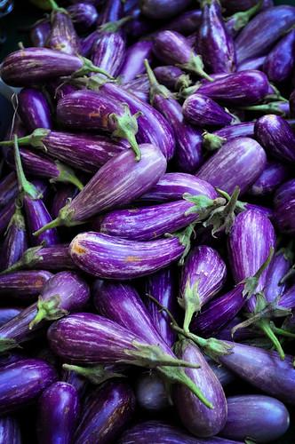21 Eggplants