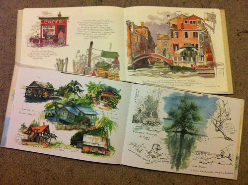 Large sketchbook inspiration