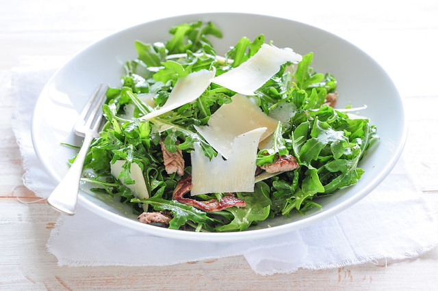 steak & rocket salad-2