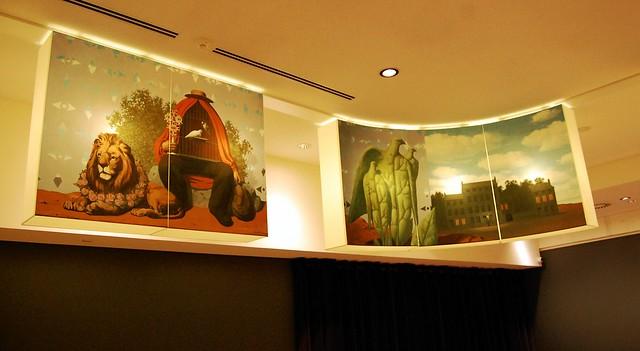 Magritte em Bruxelas