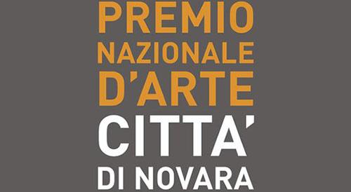 Logo del premio nazionale d'arte Città di Novara