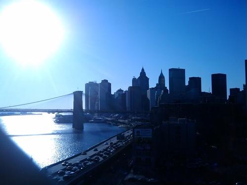 Blue Skies of NYC