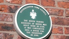Photo of Green plaque number 11779