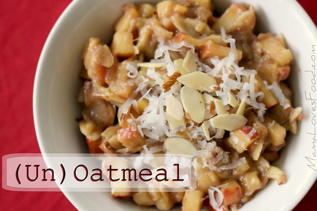 Apple Un Oatmeal