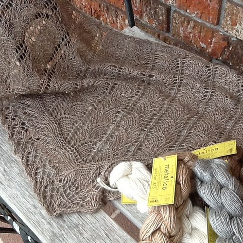Salty Sheep Yarn Shop in Swansboro, NC