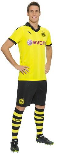 Borussia Dortmund BVB-Wintertrikot