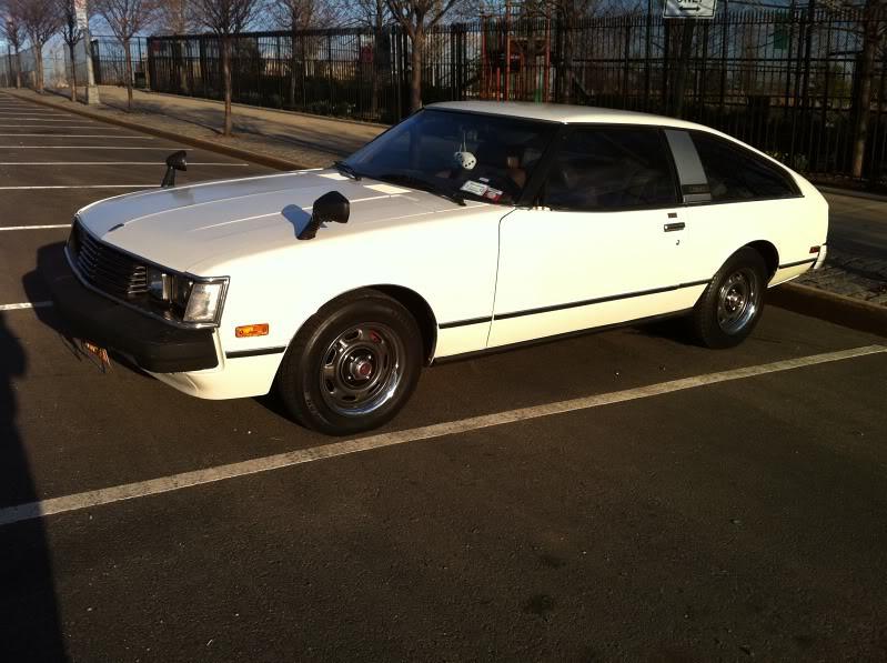 1980 TOYOTA CELICA SUPRA - 950$ obo *NYC*