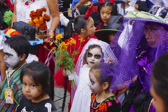 Day of Dead Parade 2