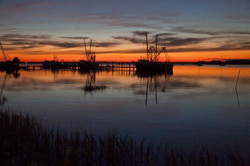 sunset florida events places fernandinabeach 201211090058