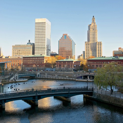 Downtown Providence by Armadillo Commander