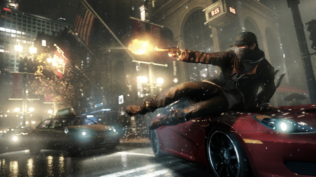 Watch Dogs - Screenshot 1
