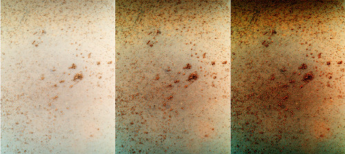 CURIOSITY sol 93 MAHLI Observation Tray