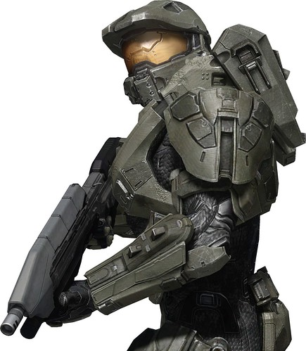 halo 4 characters models . detailed look at the charater models in the new halo 4 requiem game for the xbox 360