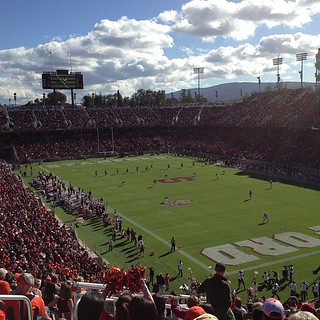 Perfect Day for Stanford Football