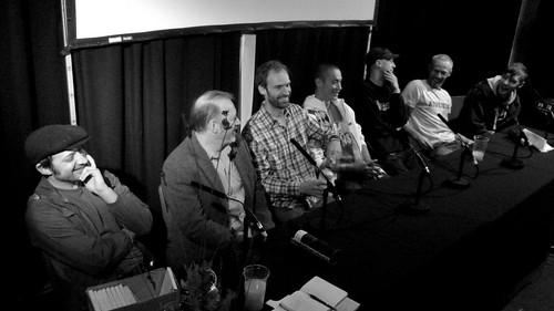 Un-Convention panel