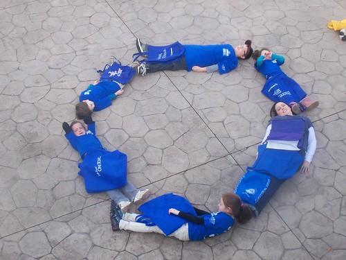 WDD Blue Circle