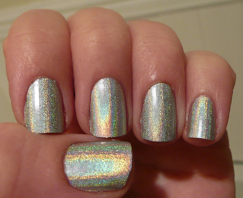 gosh holo comparison 1