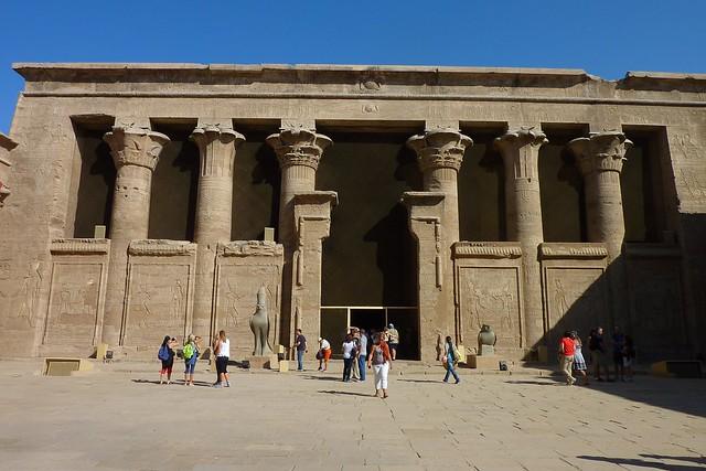 154 - Templo de Edfu
