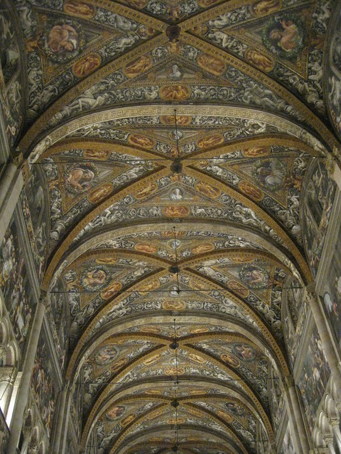 Кафедральный собор в Парме