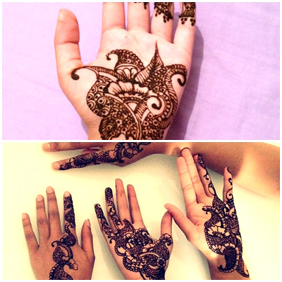Mehndi beauty blog