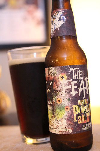 Flying Dog Brewery The Fear Imperial Pumpkin Ale