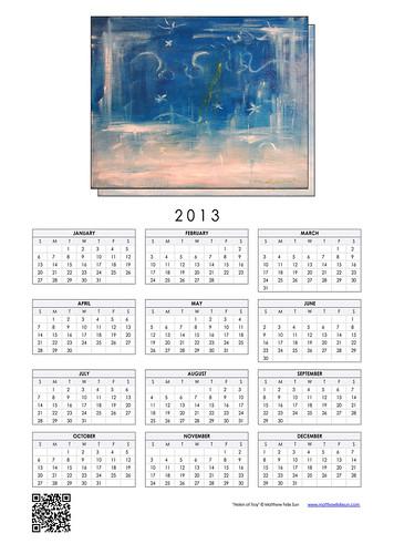 2013 Calendar - Helen of Troy