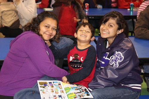 Boys and Girls Clubs of South Central Texas family friends night