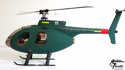 MD500 - Blade 450 3d