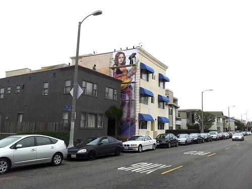Teena Marie Mural v2.0