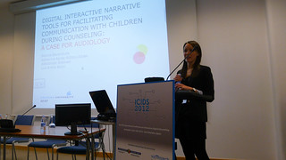 Digital Interactive Narrative Tools for Facilitating Communication with Children during Counseling: A Case for Audiology Sarune Baceviciute, Katharina Rene Rtzou Albk, Aleksandar Arsovski, and Luis Emilio Bruni