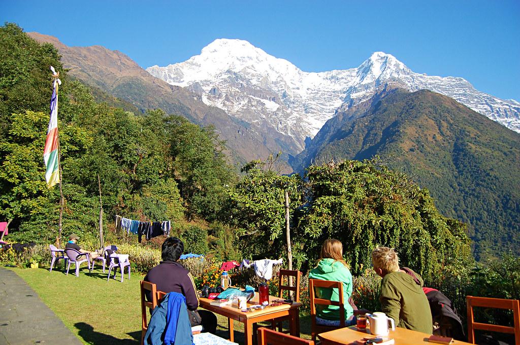 Chomrong Annapurna Sanctuary Trek 6