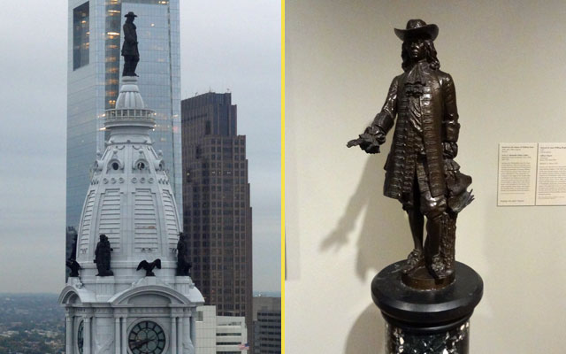 william-penn-statue-model