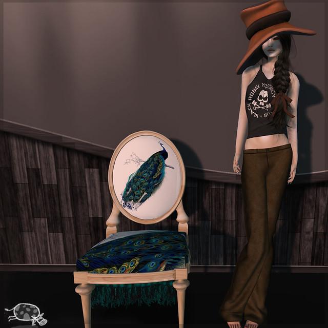 laccessoire drift pimpin hat boyfriend pant diva Yuri ga flat feet