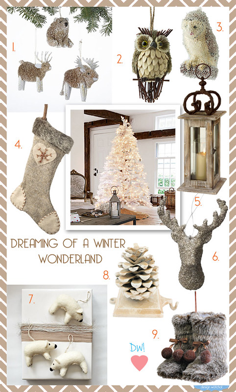 Rustic Winter Forest Christmas