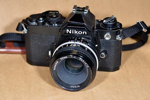 Nikon FM - classic companion